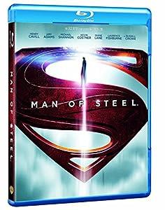 Man of Steel - Blu-Ray + DIGITAL Ultraviolet [Warner Ultimate (Blu-ray + Copie digitale UltraViolet)]