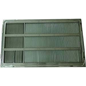 LG Stamped Aluminum Rear Grille for 26-inch Wall Sleeve - AXRGALA01