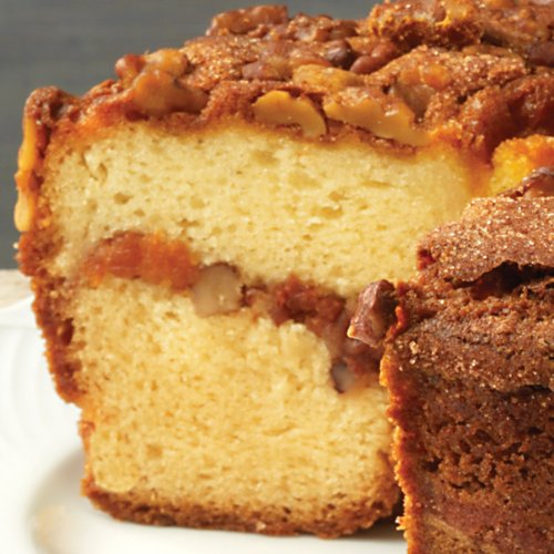 Stew Leonard's - Cinnamon Walnut Coffee Cake
