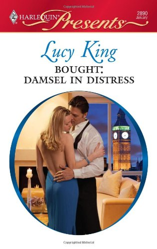 Image for Bought: Damsel in Distress (Harlequin Presents)