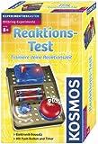 Kosmos 657260 - Reaktions-Test Experiment