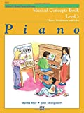 img - for Alfred's Basic Piano Library Musical Concepts, Bk 3 book / textbook / text book