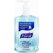 Go-Jo Ind. 9652-12-CMR Purell Hand Sanitizer-8OZ HAND SANITIZER