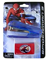 Marvel SpiderMan Stapler -Themed Stapler Set - School Supplies