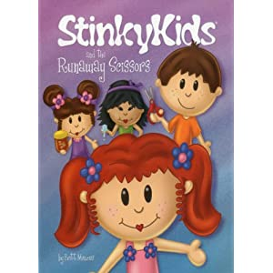 StinkyKids and the Runaway Scissors