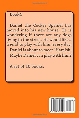 The adventures of Daniel the Spaniel: Hamish (Book 4)