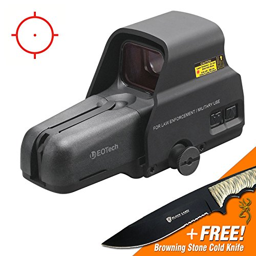 Holographic Weapon Sight Model 517.A65 With Side Controls 65 Moa