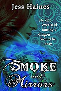 Smoke And Mirrors: Blackhollow Academy Book 1 by Jess Haines ebook deal