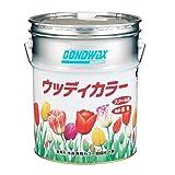 コニシ 木床専用カラー樹脂仕上剤 ウッディカラー 18L