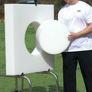 48 Square Ethafoam Target With Replaceable Core ( by BSN Sports