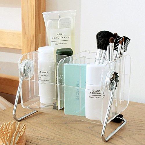 ceavis-premium-quality-acrylic-desktop-remote-control-holder-mobile-phone-storage-box-cosmetics-stor