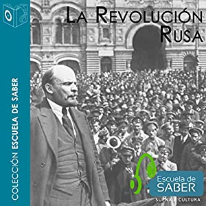 Revolución rusa [Russian Revolution] Audiobook