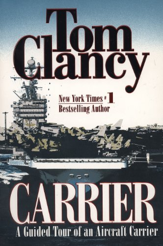 Carrier (Tom Clancy'S Military Referenc) front-693430