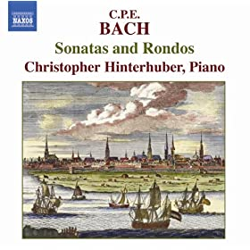 Bach, C.P.E: Sonatas And Rondos