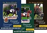 Dressur im Detail 1-3, 3 DVDs