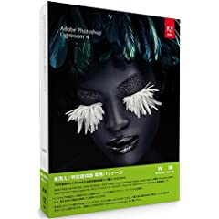 Adobe Photoshop Lightroom 4 Windows/Macintosh版 特別提供版