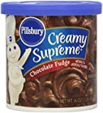 Pillsbury Chocolate Fudge Frosting - 16 oz