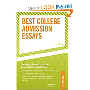 2010 college admissions essays There are thousands of great subjects for your college admission essay but, learn few you should avoid to get a successful result.