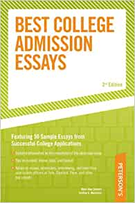 Best college application essay service books