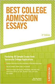 The Best College Admission Essays : Mark Alan Stewart : 9780028616902