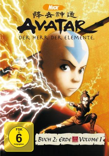 Avatar der herr der elemente buch 2 erde volume 1