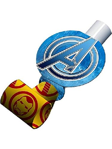 Avengers 'Assemble' Blowouts / Favors (8ct) - 1