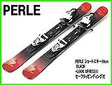 2016 PERLE ショートスキー99cm BLACK+LOOK XPRESS11 B93セーフティビンディング付ファンボードサイズ変更可