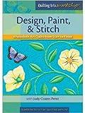 Design Paint Stitch Wholecloth [USA] [DVD]
