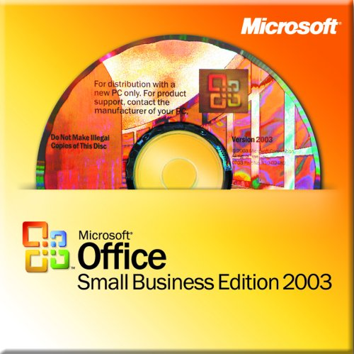 Microsoft Office SB 2003 WIN32 for System Builders, 3 pack [Old Version] (Microsoft Office 3 Pack compare prices)