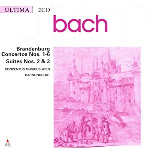 Les Concertos Brandebourgeois Nos 1 à 6