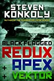 Black Flagged Core Bundle: Books 2-4 in the Black Flagged Series