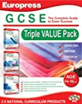 GCSE English/Maths/ French Triple Pack