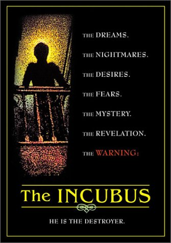 Cover art for  The Incubus