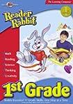 HB Reader Rabbit 1st Grade 2002  (PC...