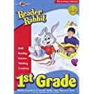 HB Reader Rabbit 1st Grade 2002  (PC and Mac)