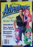 Disney Adventures, The Magazine for Kids, April 1992, Beverly Hills, 90210, Jason Priestley