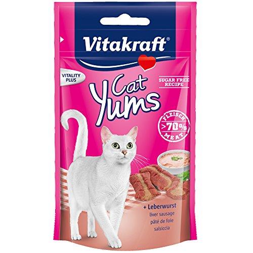 vitakraft-katzensnacks-fleischige-happchen-mit-leberwurst-cat-yums-28822-40-g