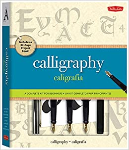 Calligraphy Kit A Complete Kit For Beginners Arthur