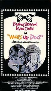 Amazon Com What S Up Doc Vhs Barbra Streisand Ryan O