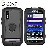 耐衝撃+防塵性! Trident Case Aegis Case for Motorola Photon ISW11M ( Black ) トライデントケース モトローラ フォトン ケース ブラック