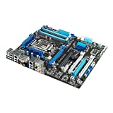 Asus P8B WS Server Motherboard with Serial-ATA 6 Gbit/s and Socket 1155