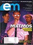 img - for Electronic Musician November 2008 book / textbook / text book