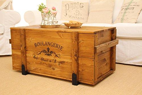 kiste als couchtisch com forafrica. Black Bedroom Furniture Sets. Home Design Ideas