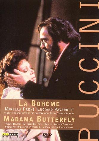 Puccini, Giacomo - La Bohème / Madame Butterfly