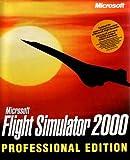 Flight Simulator 2000 Professional Edition (PC)