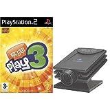 echange, troc Eye Toy Play 3 + Caméra - Platinum