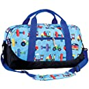 Olive Kids Trains, Planes and Trucks Overnighter Duffel Bag