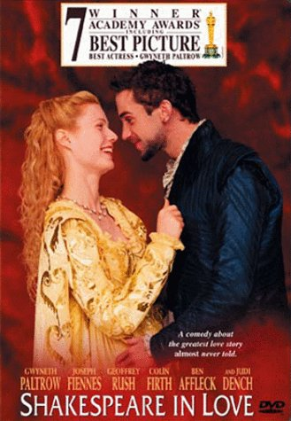 Cover art for  Shakespeare in Love