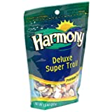 Harmony Deluxe Super Trail Mix, 7.5-Ounce Bags (Pack of 12) ~ Harmony