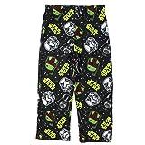Star Wars Boys Black Poly Pajama Pants